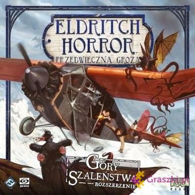 Eldritch Horror: Góry szaleństwa | Galakta